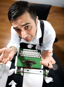 Frustrated Writer iStock 10-27-13